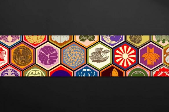 Crédence Deco Symboles