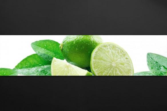 Crédence adhésive Citrons verts
