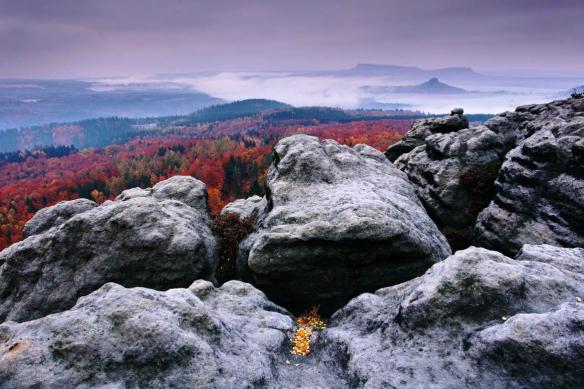papier peint paysage rocheuses