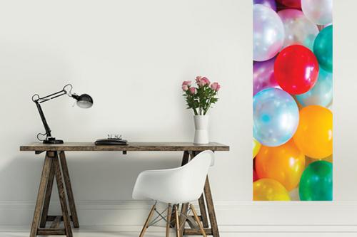 Panneau décoratif Ballons Helium