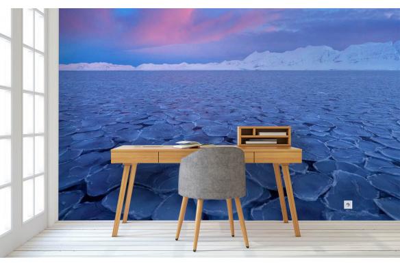 Papier peint intissé Hiver Arctique