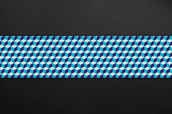 deco-mural-cusine-cubes-bleu