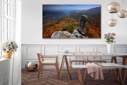 Tableau montagne Panorama