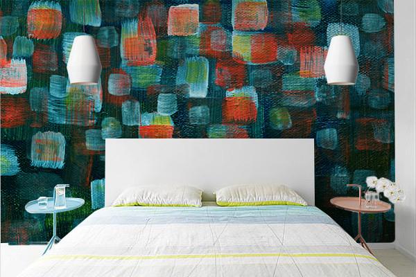 papier peint pour chambre adulte lumignon. Black Bedroom Furniture Sets. Home Design Ideas
