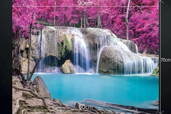 sticker-cuisine-fond-de-hotte-cascade-enchantee-violet