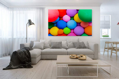 Tableau 3d Balloon