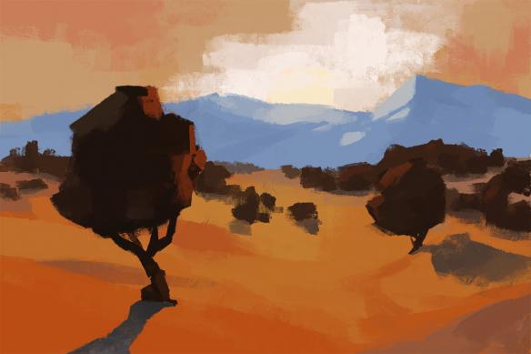 déco afrique savane desertique