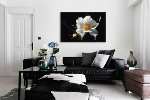 tableau-sur-toile-fleurs-blanches