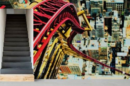 Tapisserie murale Grand 8
