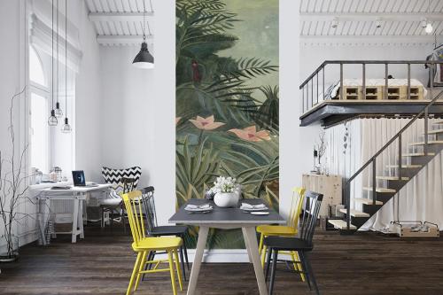 Panneau décoratif Jungle illustration