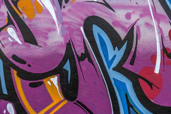 déco street art tag urbain