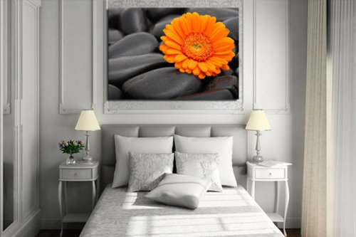 Tableau moderne Sweet Flower