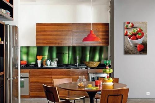 decoration-murale-cuisine-bambous