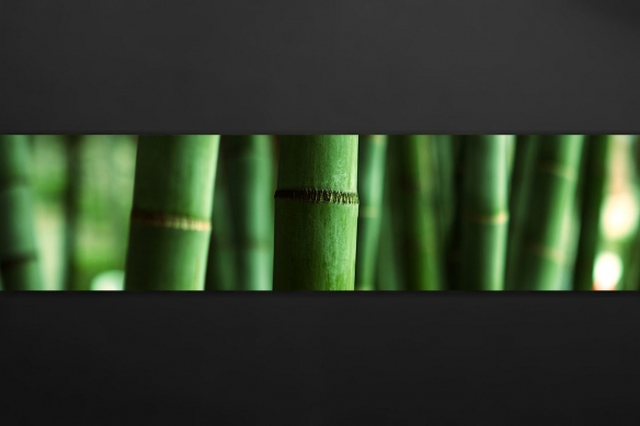 credence de cuisine bambou