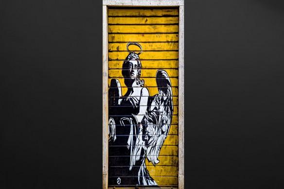 décoration-porte-intérieur-ange-gardien