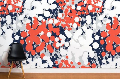 Papier peint tendance Gaoucho