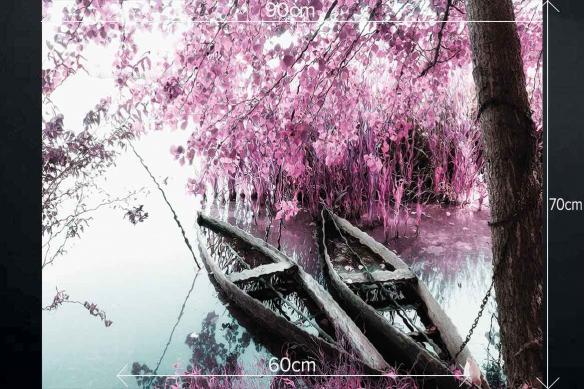 fond-de-hotte-decorative-rive-de-cerisier
