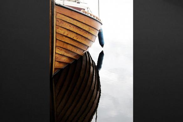 Tableau bateau reve d'enfant