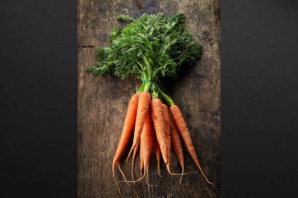 tableau décoration intérieure carottes