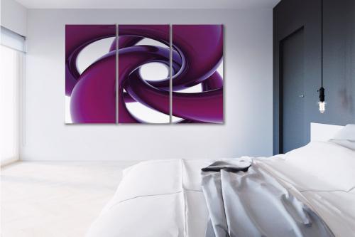décoration chambre design triptyque izoa