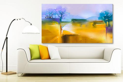 décoration salon arbres-décimétriques