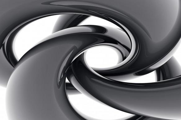 tableau-abstrait-design-circonference-gris