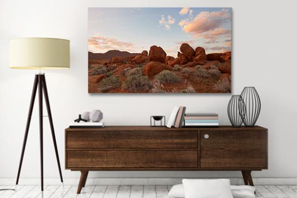 Tableau sur toile Roche d'Arizona