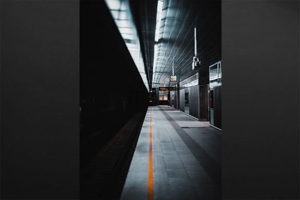 tableau industriel gare