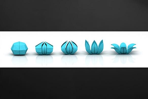 deco-mur-cuisine-origami