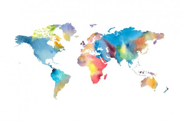 carte-du-monde-deco-buvard-et-encre