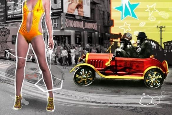 toile new york Le cirque