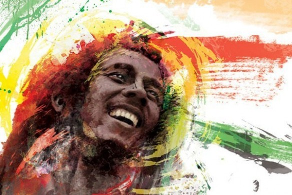 tableau Reggae music