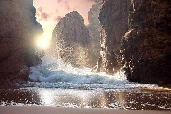 papier-peint-paysage-plage-privee