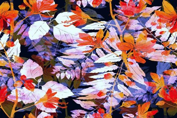 tableau-nature-feuilles-4-saisons
