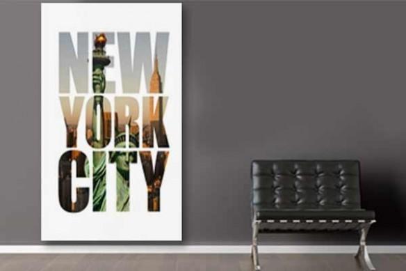 Tableau XXL NY Freedom