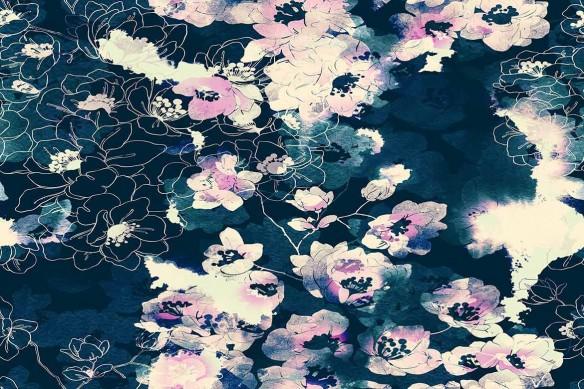 cadre-fleur-bleu-douceur-impétueuse