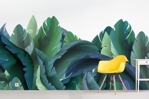 papier-peint-feuillage-vert-et-bleu-calathea
