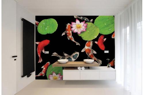 déco-japonaise-salle-de-bain-papier-peint