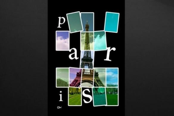 J'aime Paris deco maison moderne