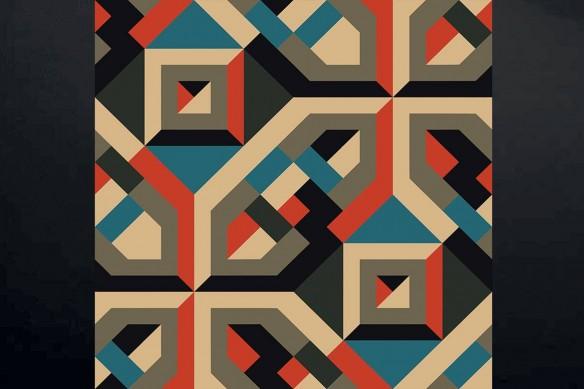 cadre-mural-abstrait-geometrico