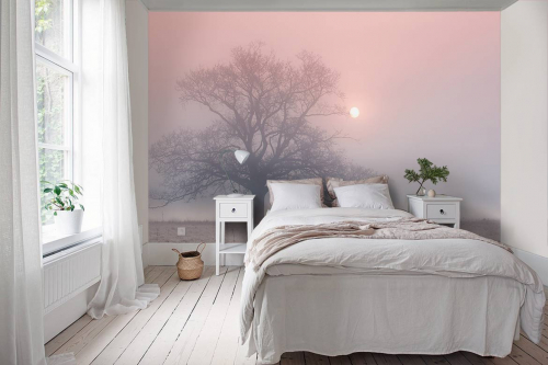 tapisserie-trompe-l-oeil-chambre-brume-romantique