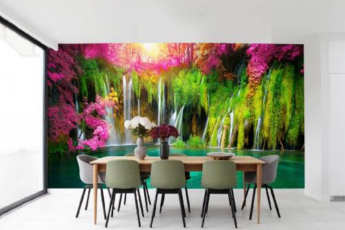 tapisserie-trompe-l-oeil-jungle-foret