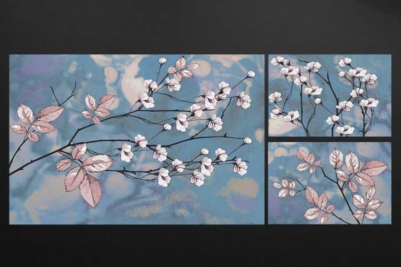 tableaux-3-panneaux-élégance