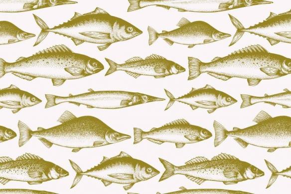 tapisserie-pour-cuisine-thème-mer