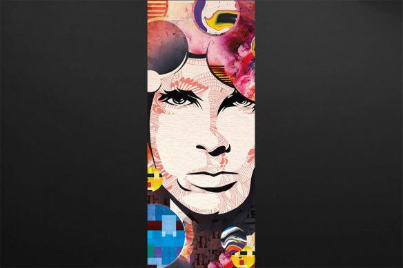 revetement-mural-vintage-jim-morrison