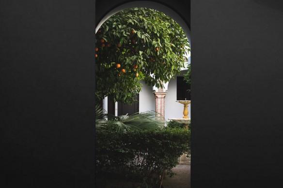 sticker-porte-trompe-l'oeil-Oranger