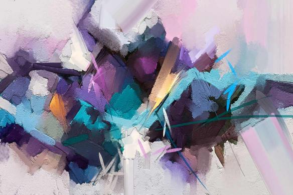papier-peint-tendance-Fresque-violette