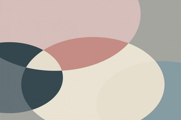 papier-peint-géométrique-cercles-sécants