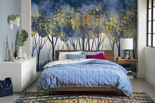 papier-peint-panoramique-nature-foret-chenes-des-marais
