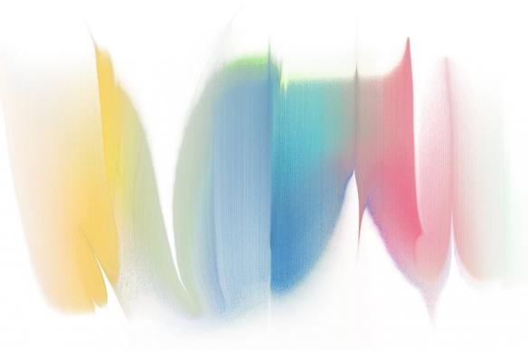 papier peint scandinave effacé